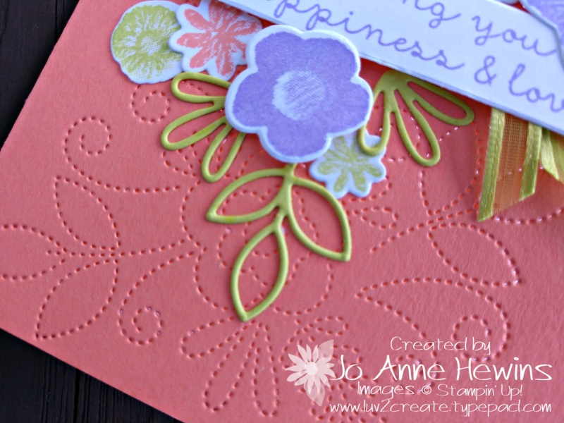 Needle & Thread stitching by Jo Anne Hewins