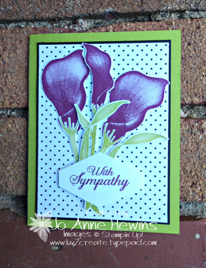 Lasting Lily SAB by Jo Anne Hewins