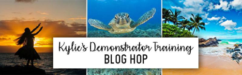 Kylie's Demo Blog Hop