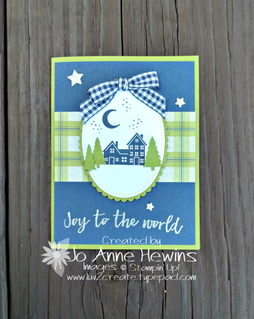 Hearts Come Home Christmas Card by Jo Anne Hewins