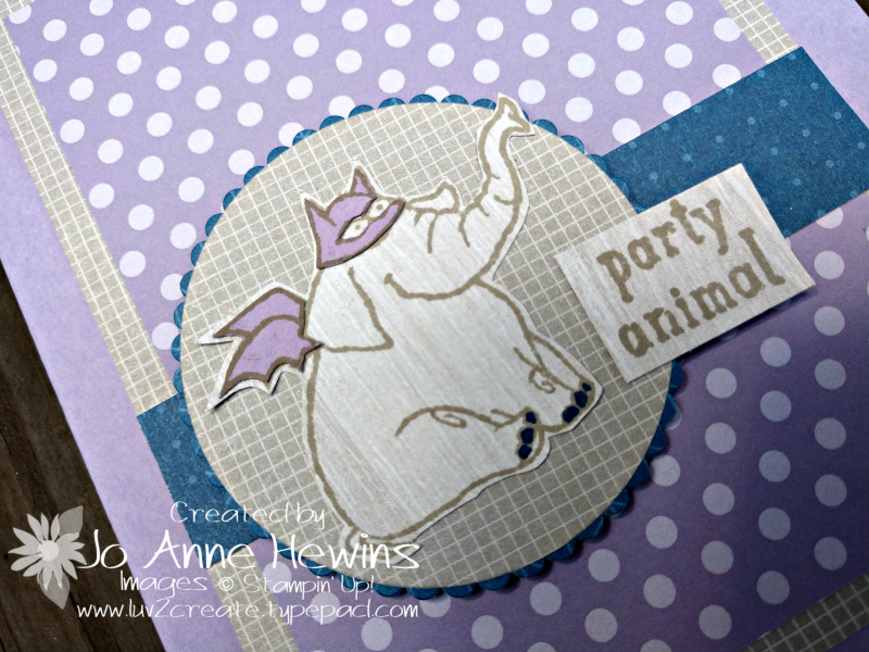 CCMC #529 Trick or Tweet close up by Jo Anne Hewins