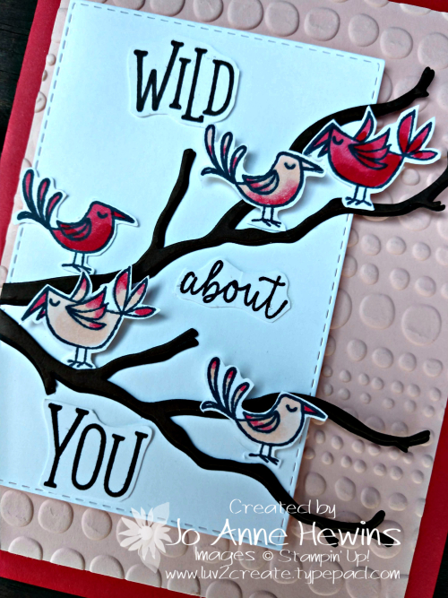 Color Fusers for February 2019 Be Mine Valentine Close Up by Jo Anne Hewins