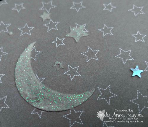 Little Twinkle Shimmery Embossing Paste by Jo Anne Hewins