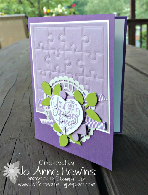 Love You to Pieces CASE of catalog by Jo Anne Hewins