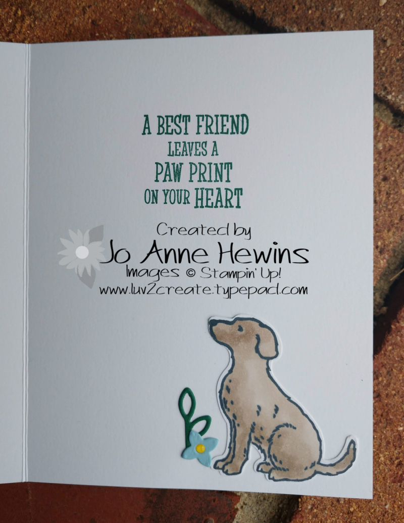 Happy Tails and Well Written inside by Jo Anne Hewins