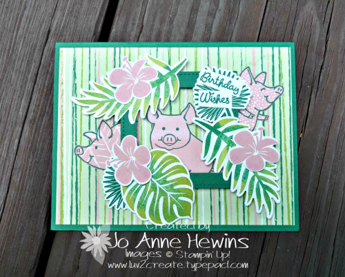 CCMC #519 This Little Piggy by Jo Anne Hewins