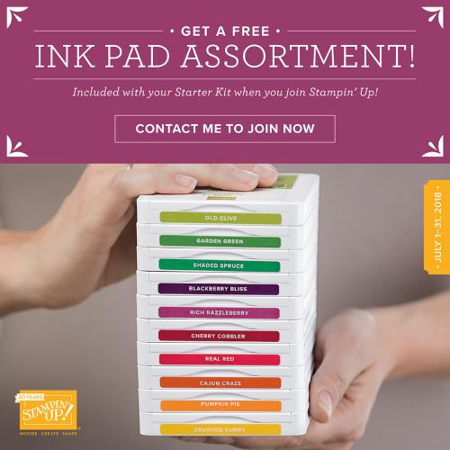 Ink Pad Image Recruit