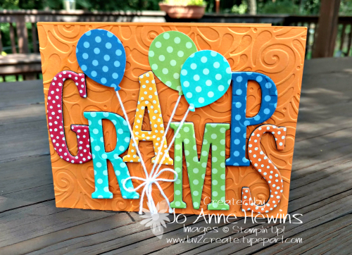 Cards Birthday Luv 2 Create