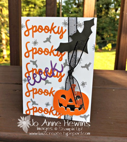 NC Deom Blog Hop pumpkin alternative card by Jo Anne Hewins
