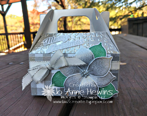 OSAT for November Silver Gable Box by Jo Anne Hewins