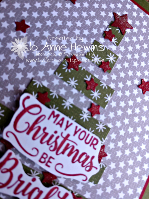 CCMC#539 Making Christmas Bright by Jo Anne Hewins