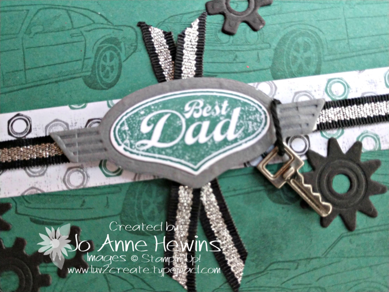 Classic Garage Suite close up by Jo Anne Hewins