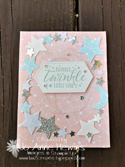 Twinkle Twinkle Little Star by Jo Anne Hewins