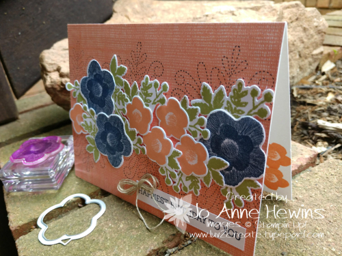 Color Fusers May Needle & Thread Color Challenge by Jo Anne Hewins