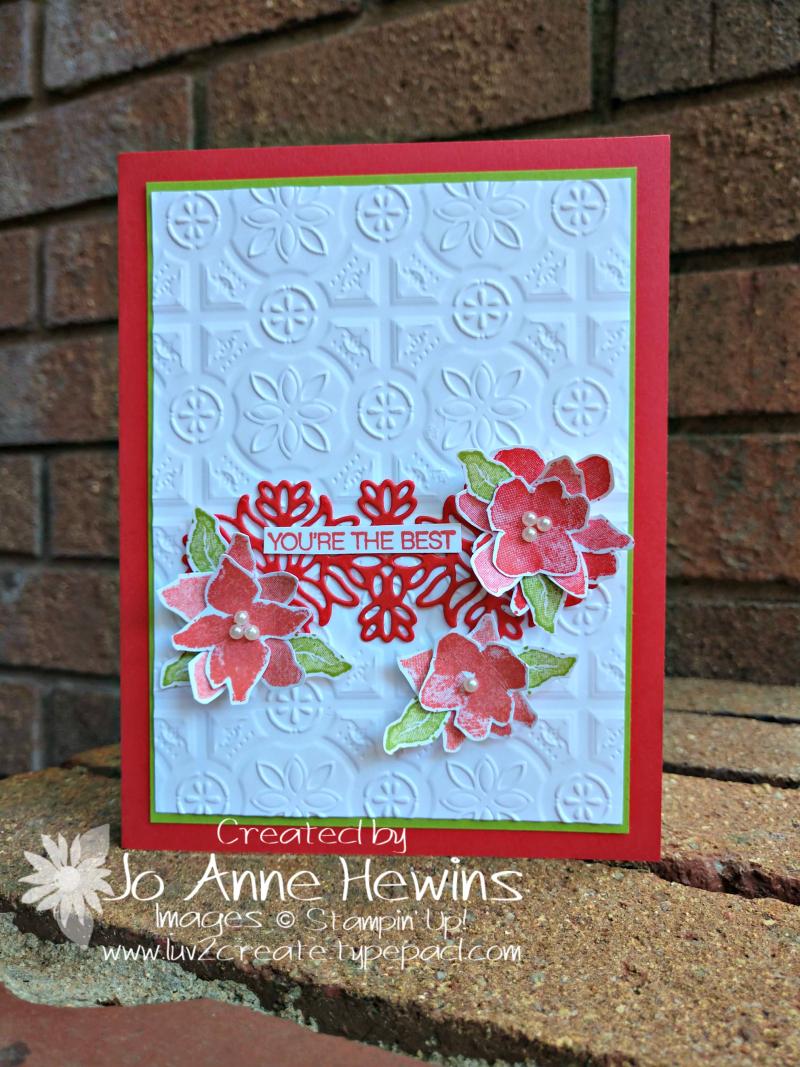CCMC #567 Parcels & Petals Bundle by Jo Anne Hewins