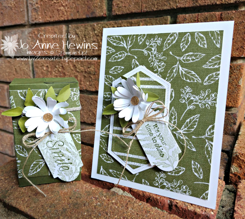 SATW Blog Hop Card and Box by Jo Anne Hewins