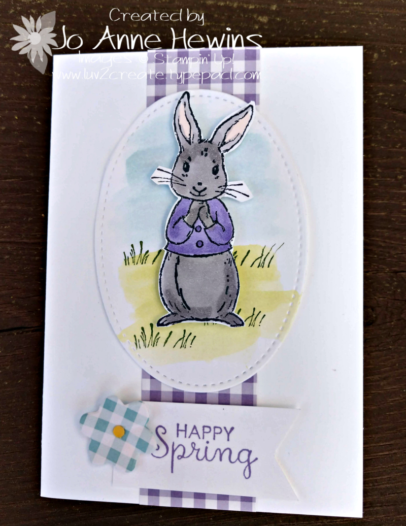 Easter Note Cards by Jo Anne Hewins