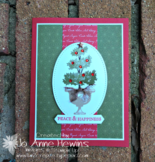 Beauty & Joy Christmas by Jo Anne Hewins