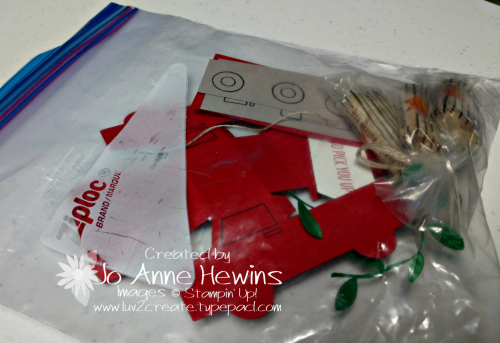 Ride with Me Kit by Jo Anne Hewins