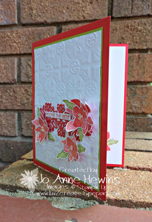 CCMC#567 Parcels & Petals by Jo Anne Hewins