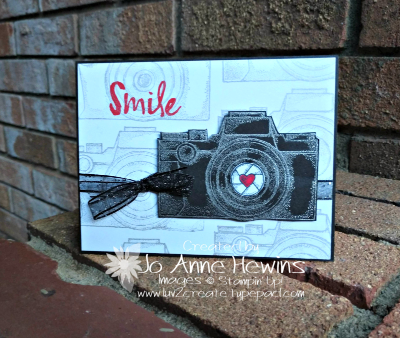 Capture the Good Project by Jo Anne Hewins