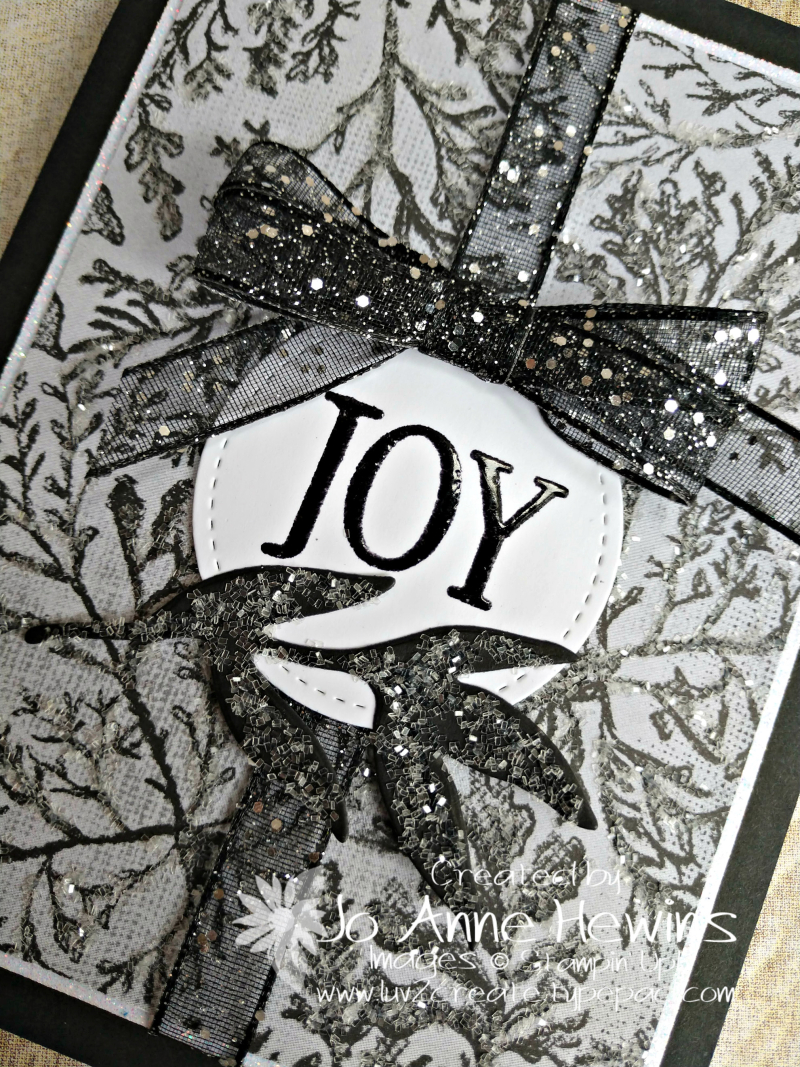 Come Sail Away Christmas Close Up by Jo Anne Hewins