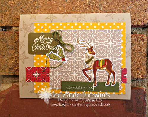 CCMC #586 The Night Before Christmas by Jo Anne Hewins