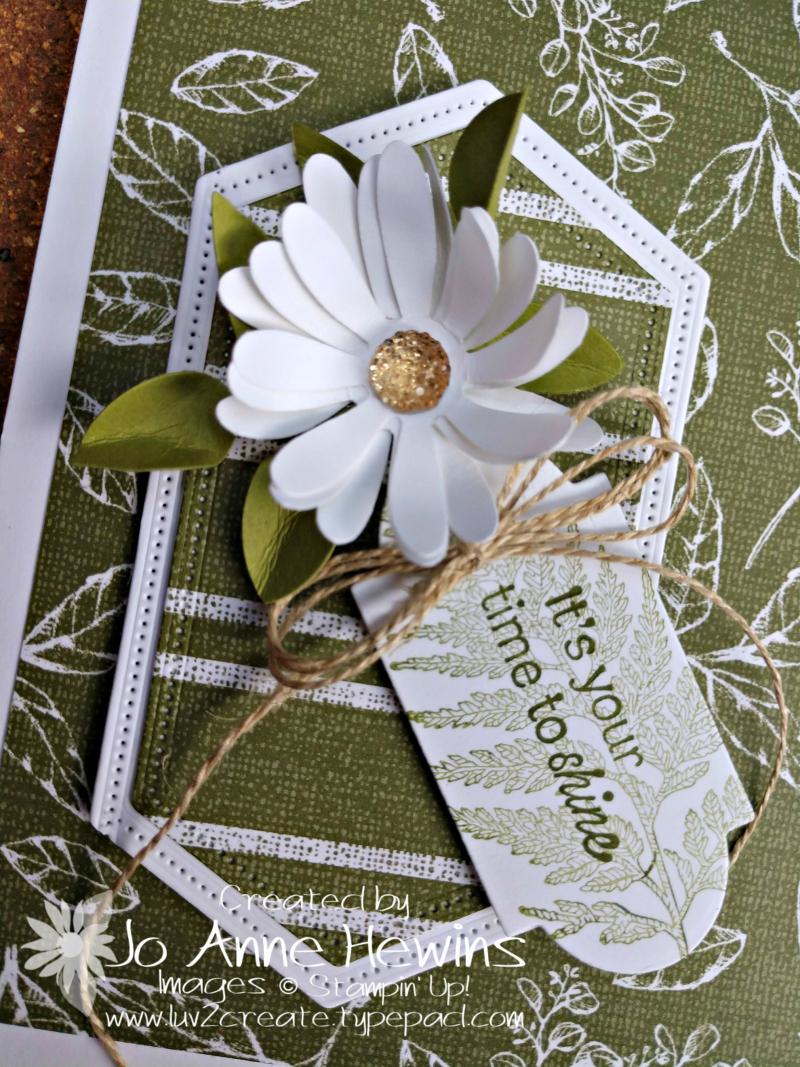 SATW July Hop Close Up of Card by Jo Anne Hewins