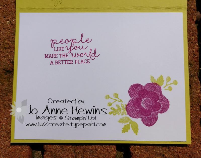 CCMC #544 Needle & Thread Lemon Lime Twist Inside by Jo Anne Hewins
