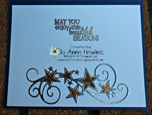So Many Stars by Jo Anne Hewins