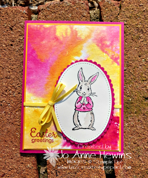 Color Fusers April 2019 Fable Friends by Jo Anne Hewins