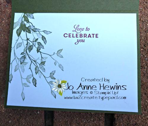 Heirloom Dies and Embossing Folder Inside by Jo Anne Hewins