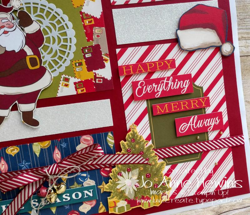 Night Before Christmas Sampler Lower Right
