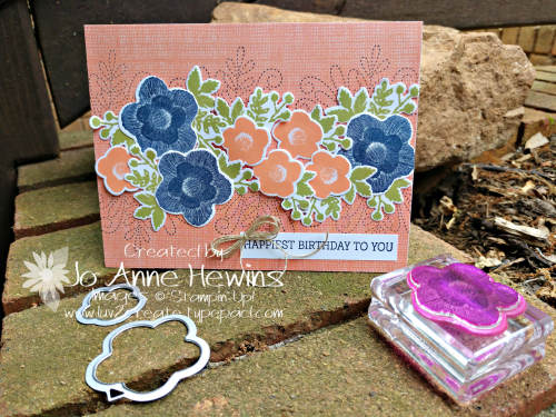 Color Fusers May Needle & Thread by Jo Anne Hewins