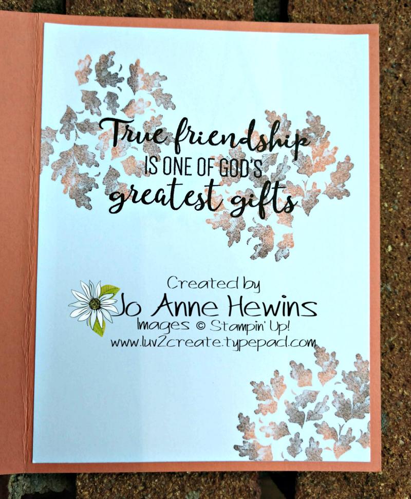 Beauty & Joy Inside by Jo Anne Hewins
