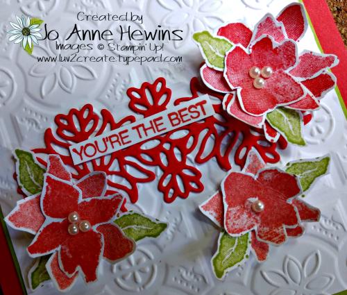 CCMC # 567 Parcels & Petals by Jo Anne Hewins