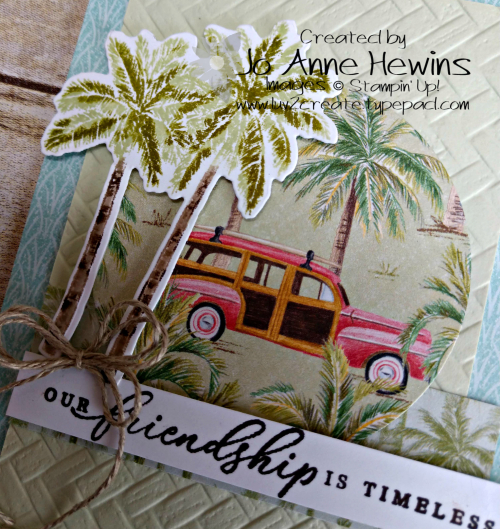CCMC #598 Timeless Tropical by Jo Anne Hewins