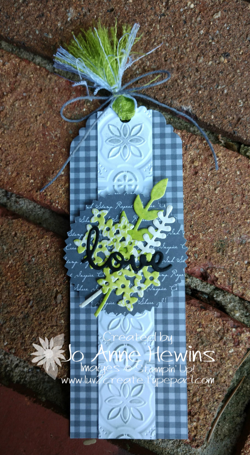 OSAT Down on the Farm Tag by Jo Anne Hewins