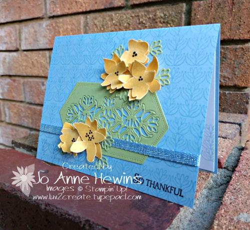 CCMC# 584 Parcels & Petals by Jo Anne Hewins
