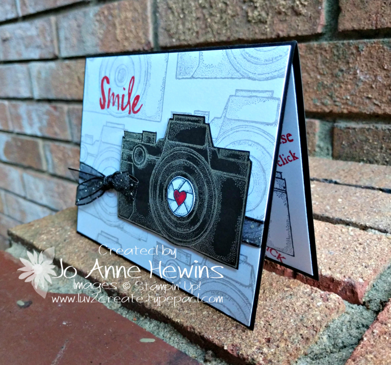 Capture the Good Camera by Jo Anne Hewins