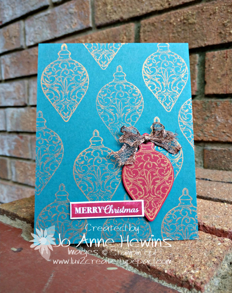 Color Fusers for November Christmas Gleaming Project by Jo Anne Hewins