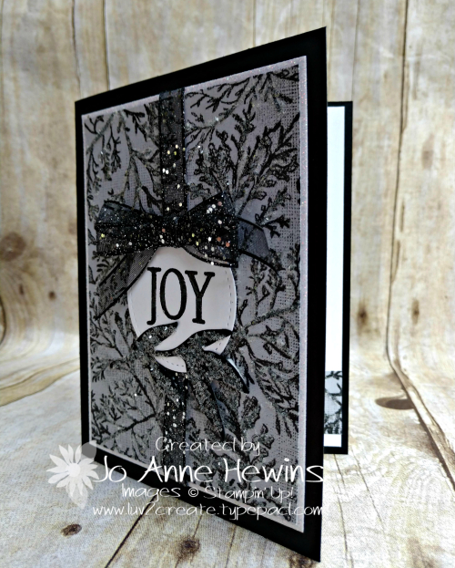 Come Sail Away Christmas Project by Jo Anne Hewins
