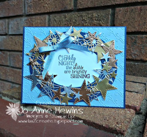 So Many Stars Project by Jo Anne Hewins