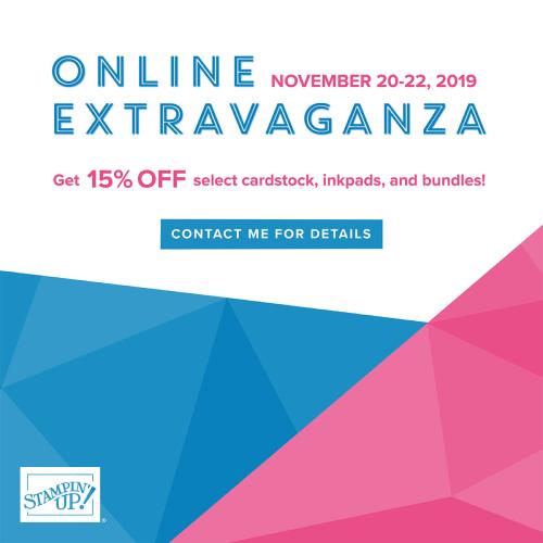 Online Extravaganza 2