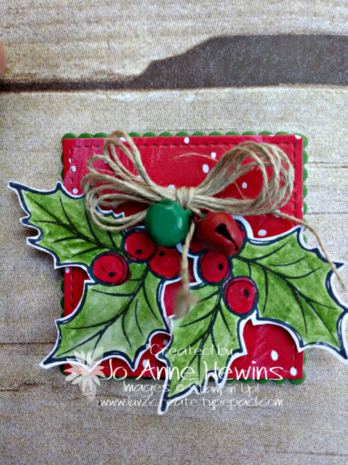 Christmas Sampler Christmas Gleaming by Jo Anne Hewins