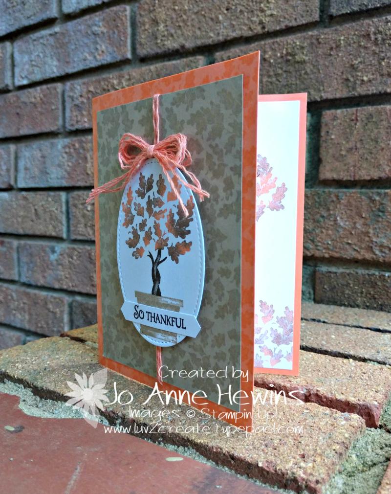 Beauty & Joy Fall Project by Jo Anne Hewins
