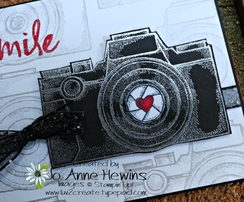 Capture the Good close up by Jo Anne Hewins