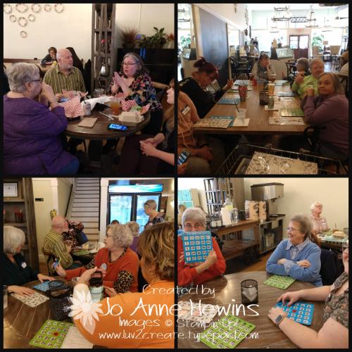 Bingo February 1  2020 People Collage 1