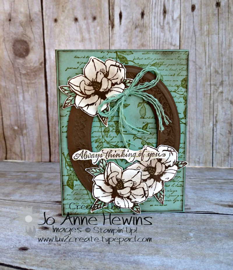 Color Fusers for March Magnolia Project by Jo Anne Hewins