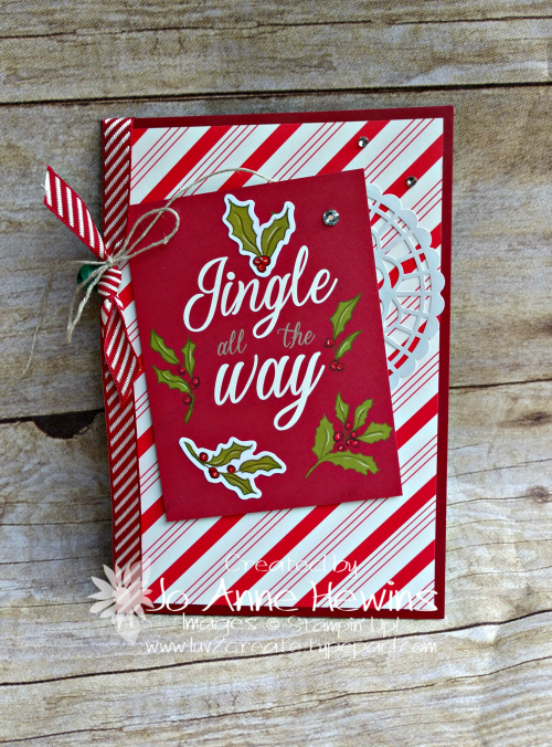Night Before Christmas Memories & More Jingle All the Way by Jo Anne Hewins